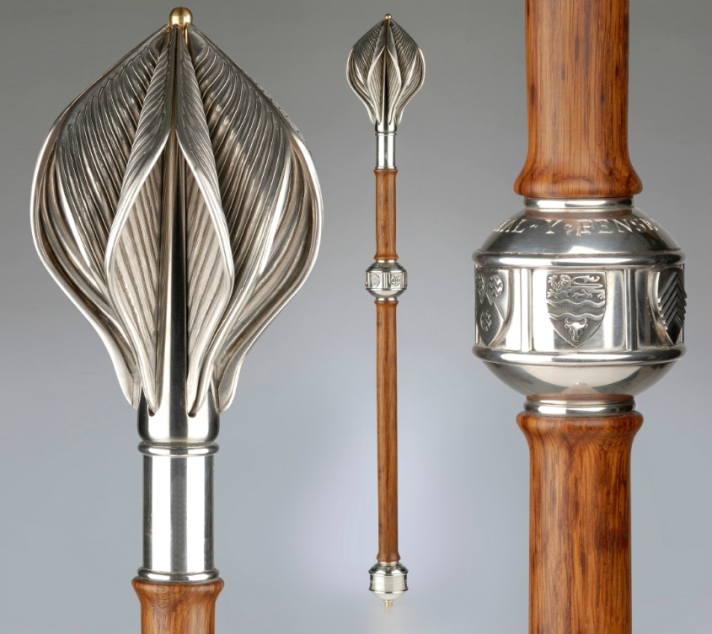 Hereford mace